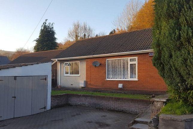 Thumbnail Detached bungalow for sale in Gelliceibryn, Glynneath, Neath, Neath Port Talbot.