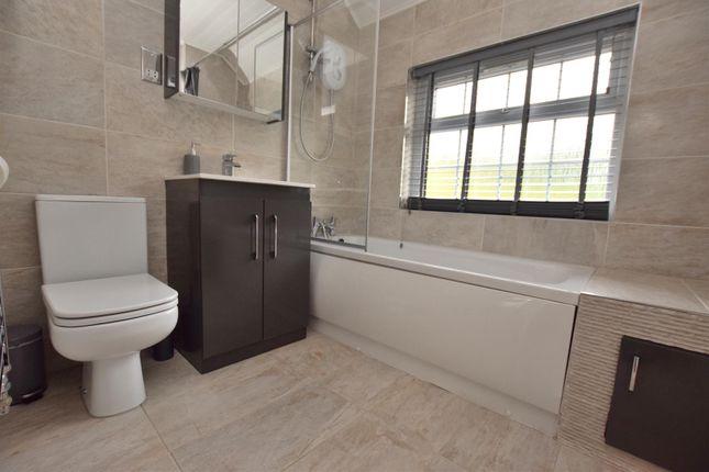 Contemporary Family Bathroom