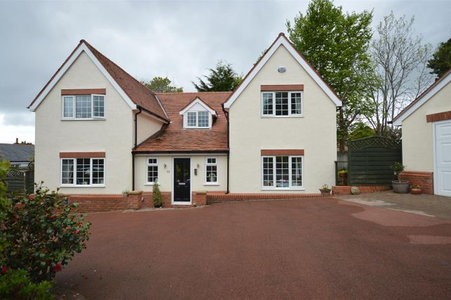 Thumbnail Detached house to rent in Roscote Close, Heswall, Wirral