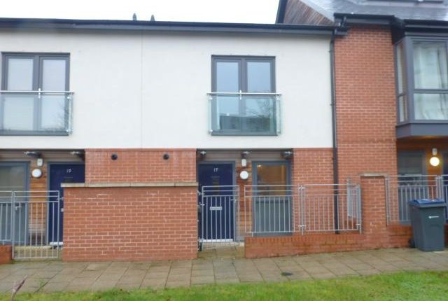 Thumbnail Town house to rent in Windrush Grove, Park Central, Birmingham