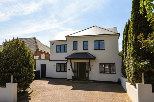 Thumbnail Detached house for sale in Campions, Loughton, Essex