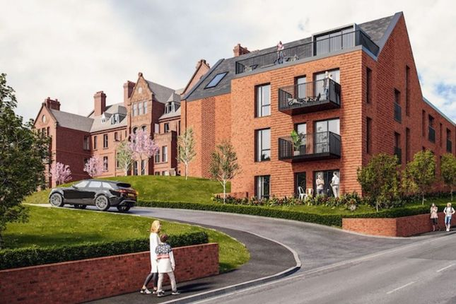 Thumbnail Flat for sale in Mariners View, Maddock Road, New Brighton