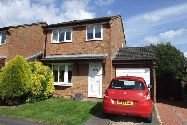Thumbnail Link-detached house for sale in Locking Close, Bowerhill, Melksham