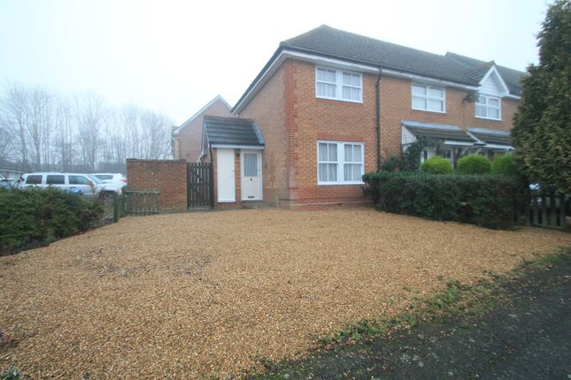 1 bed end terrace house for sale in Bowler Road, Aylesbury