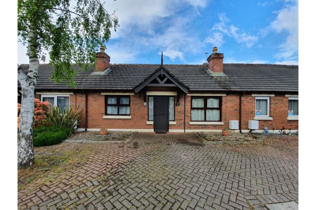Thumbnail Bungalow for sale in Finch Court, Belfast