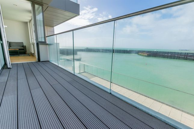 Thumbnail Flat for sale in Orion, The Boardwalk, Brighton Marina Village