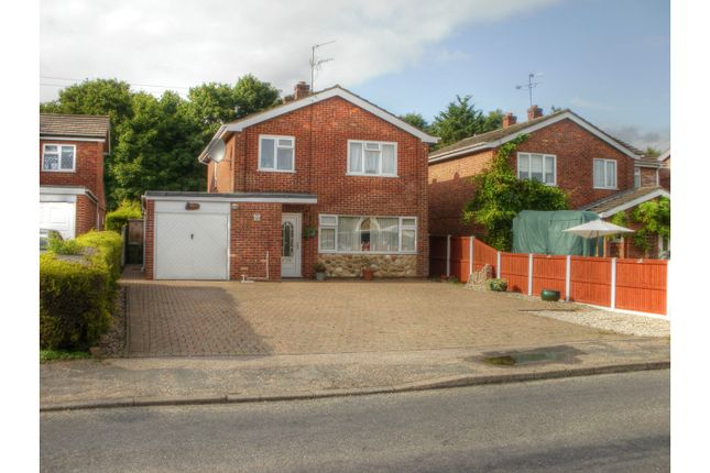 Thumbnail Detached house for sale in Middlemarch Road, Dereham