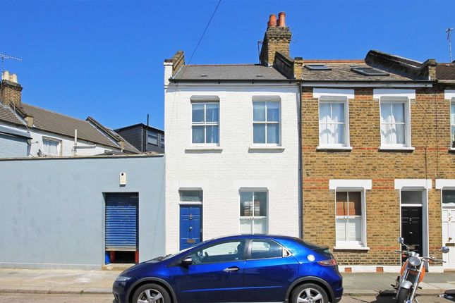Thumbnail Property to rent in Varna Road, London