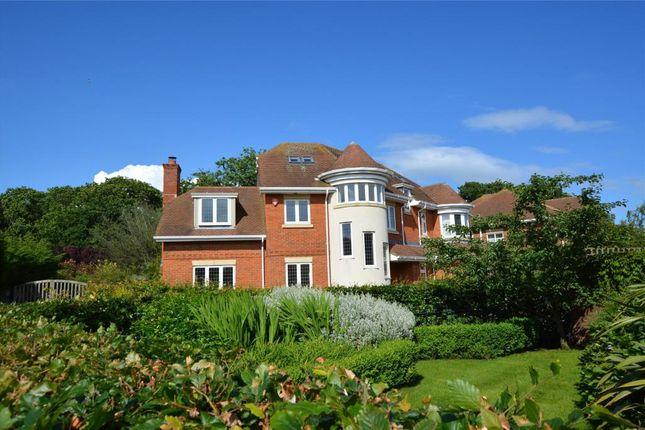 Thumbnail Detached house for sale in Springmead, Lymington, Hampshire