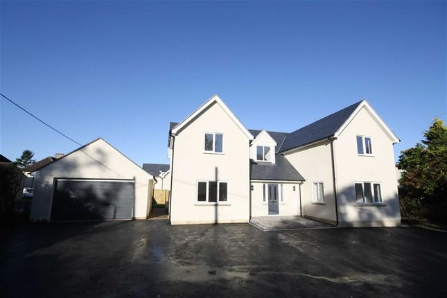 Thumbnail Detached house for sale in Plough Lane, Kington Langley, Wiltshire