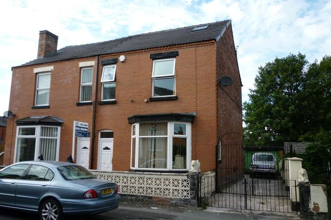 Thumbnail Semi-detached house for sale in Trafford Street, Farnworth, Bolton