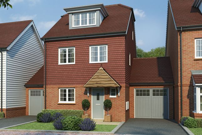 Thumbnail Detached house for sale in Tudeley Lane, Tonbridge