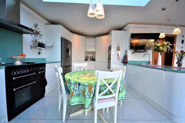 Thumbnail Semi-detached house for sale in Uxendon Hill, Barn Hill Estate, Wembley, Middlesex