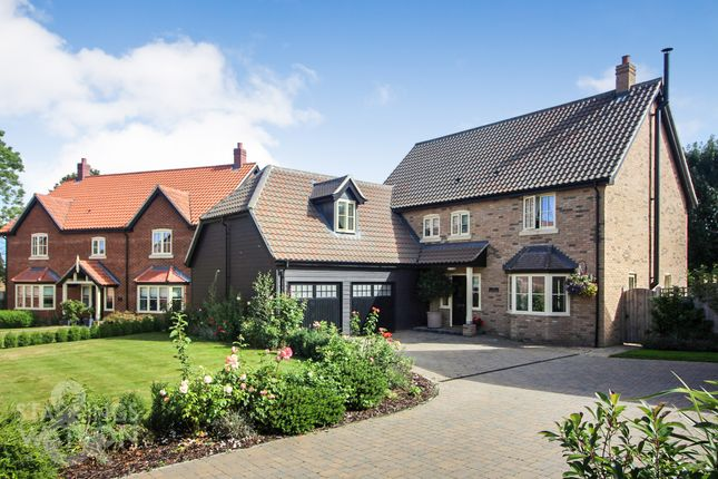 5 bed detached house for sale in Hunts Mead, Forncett St. Peter, Norwich NR16