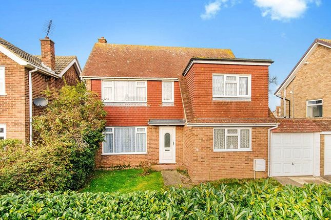 Thumbnail Detached house for sale in Dean Croft, Herne Bay