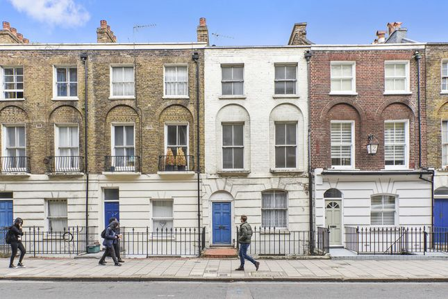 Thumbnail Terraced house to rent in Eversholt Street, Camden Town, London