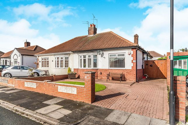 Thumbnail Bungalow for sale in Huntcliffe Gardens, Newcastle Upon Tyne