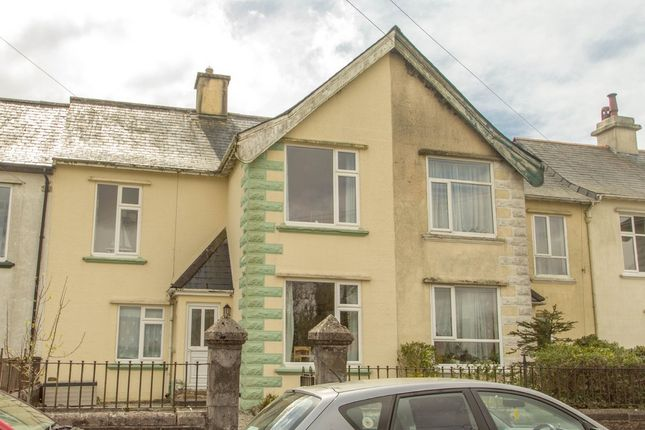 Thumbnail Terraced house for sale in Moor Crescent, Princetown, Yelverton