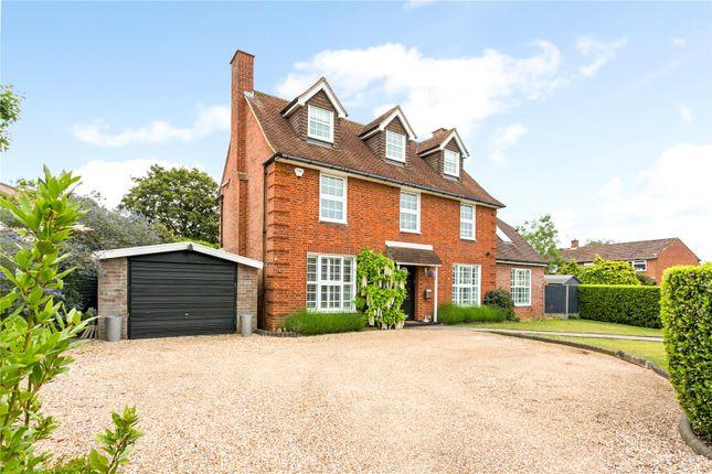 Thumbnail Detached house for sale in Eight Acres, Burnham, Buckinghamshire