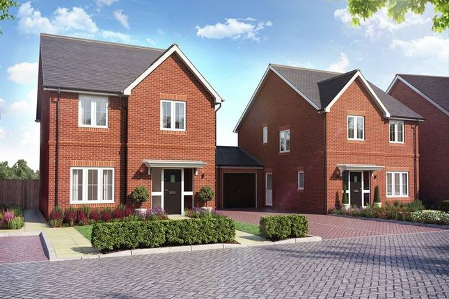 "Thumbnail Link-detached house for sale in ""The Larfield"" at Main Street, Grendon Underwood, Aylesbury"