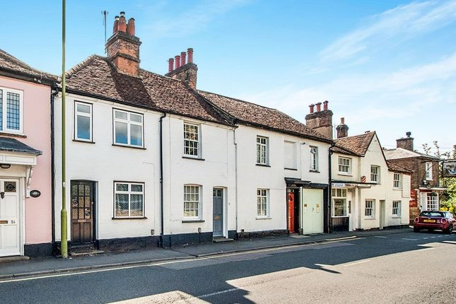 Thumbnail Terraced house for sale in High Street, Abbots Langley