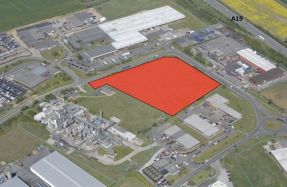 Thumbnail Light industrial for sale in Mill Hill, North West Industrial Estate, Peterlee