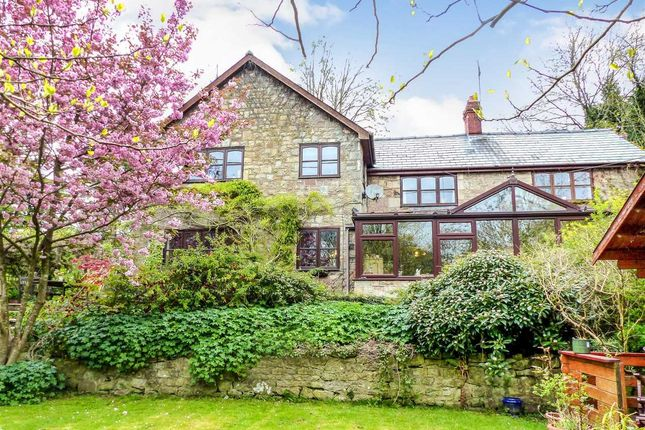 Thumbnail Detached house for sale in Duffryn House, Catbrook Road, Catbrook, Chepstow