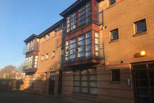 Thumbnail 2 bed flat to rent in Donaldson Street, Kirkintilloch, Glasgow