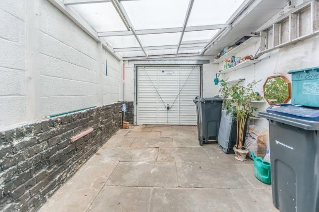 Garage of Boyne Road, Birmingham, West Midlands B26