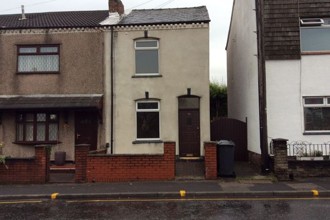Thumbnail End terrace house to rent in Wigan Lower Road, Standish Lower Ground, Wigan