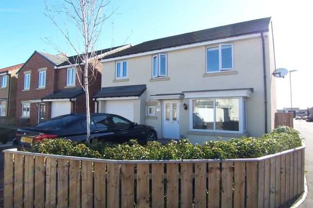 Thumbnail Detached house for sale in Corinto Close, Cramlington