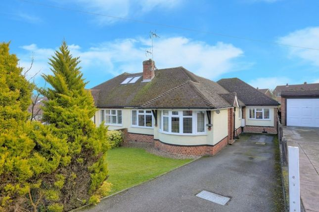 Thumbnail Bungalow for sale in Cavendish Road, Markyate, St. Albans