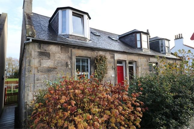 Thumbnail End terrace house for sale in Main Street, Guardbridge, Fife