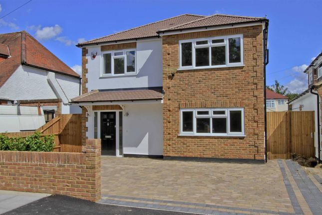 Thumbnail Detached house for sale in Bushey Road, Ickenham