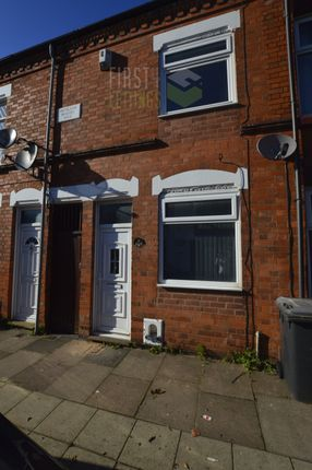 Front of Westbury Road, Knighton Fields, Leicester LE2