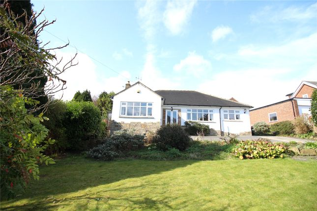 Thumbnail Detached bungalow for sale in Bracken Road, Brighouse