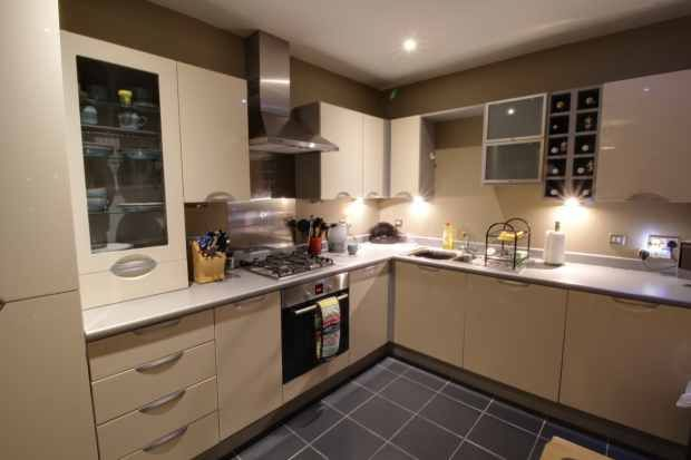 Thumbnail Flat for sale in The Old Coffee Mills, Market Harborough, Leicestershire