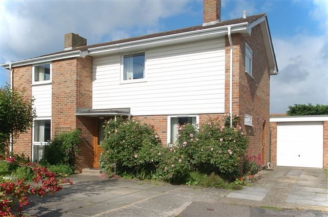 Thumbnail Detached house for sale in Mill Gardens, East Wittering, Chichester
