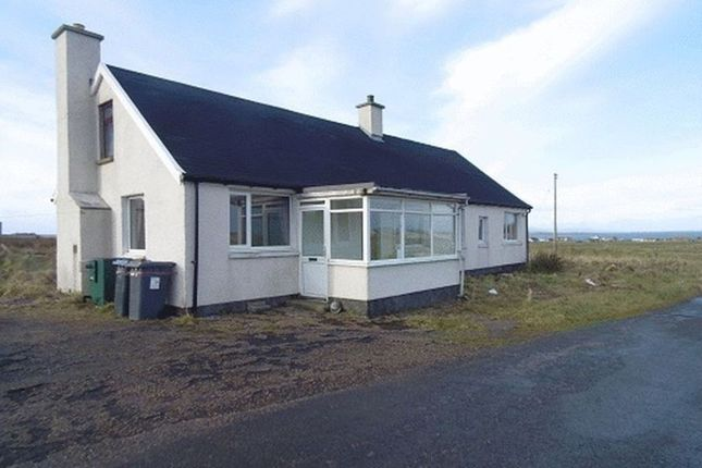 Thumbnail Detached bungalow for sale in John O' Groats, Wick