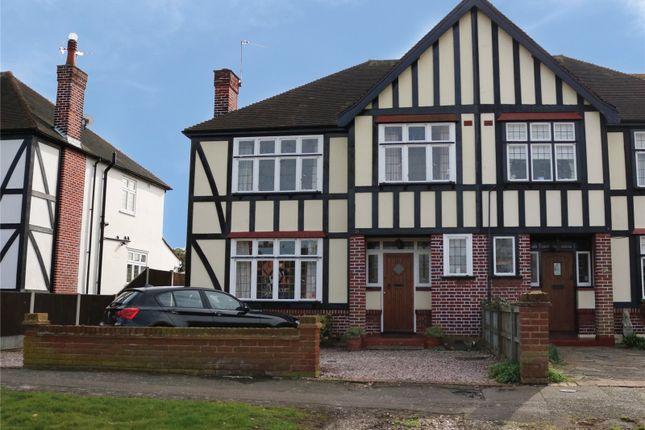 4 bed semi-detached house for sale in Little Gaynes Lane, Upminster