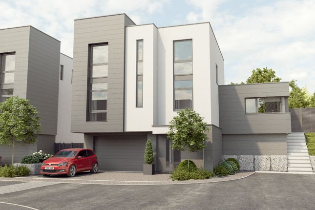 Thumbnail Detached house for sale in Eggbuckland Road, Hartley, Plymouth