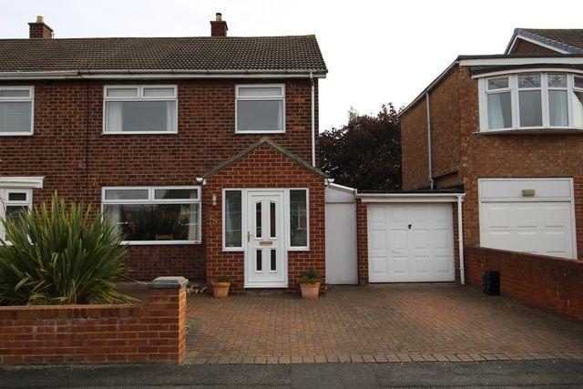 Thumbnail Semi-detached house to rent in Swinton Road, Stockton-On-Tees