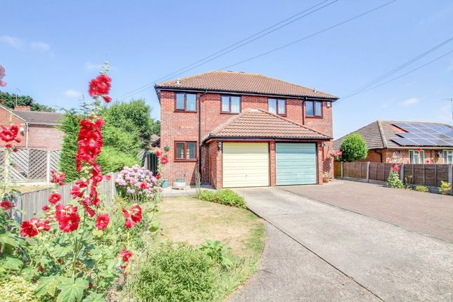 Thumbnail Semi-detached house for sale in Bradbrook Cottages, Armoury Road, West Bergholt, Colchester