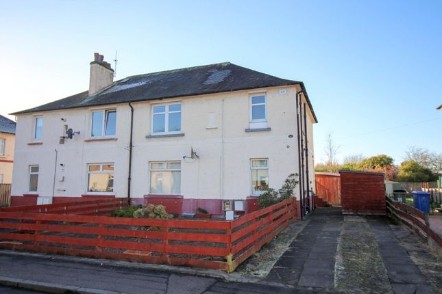 Thumbnail Flat to rent in Hayfield, Falkirk