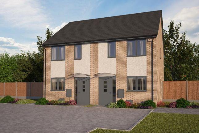 2 bed property for sale in Bretton Green, Rightwell, Bretton, Peterborough