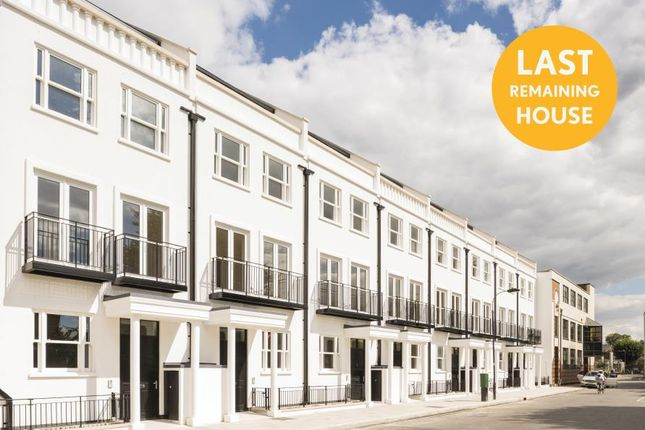 Thumbnail Property for sale in Merchant Terrace, Chiswick