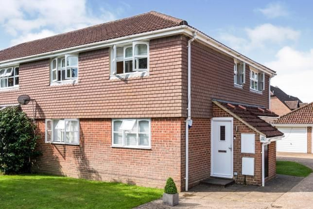 2 bed maisonette for sale in The Paddock, Maresfield, ., East Sussex TN22