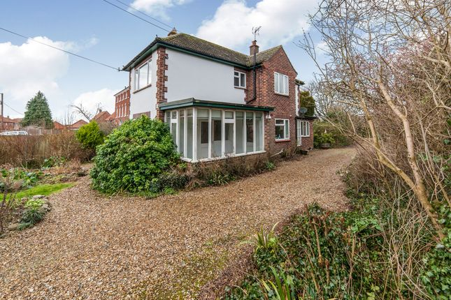 Thumbnail Detached house for sale in Harvey Street, Watton, Thetford