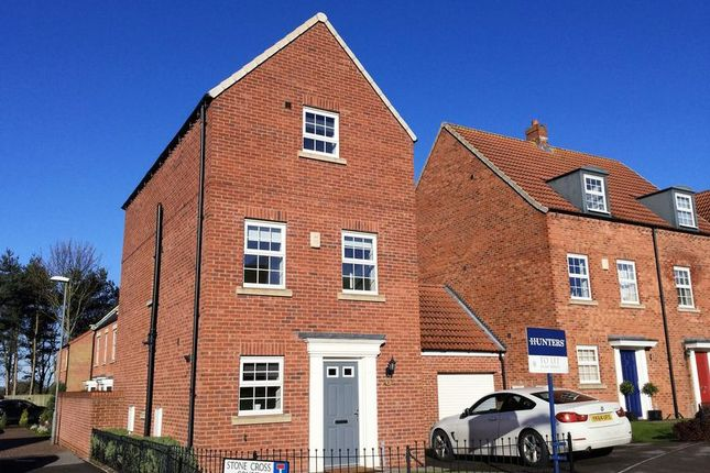Thumbnail Link-detached house for sale in 31 Prospect Avenue, Easingwold, York