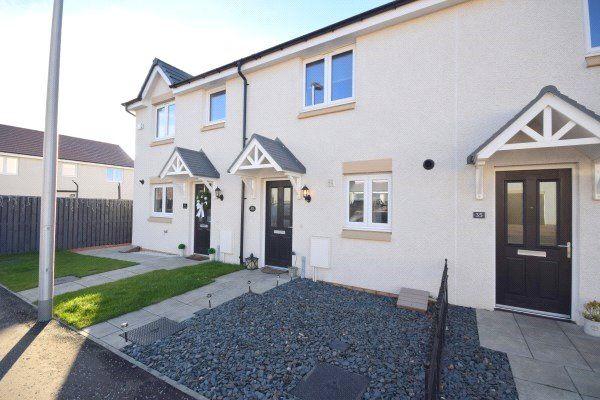 Thumbnail Terraced house for sale in South Quarry Boulevard, Gorebridge, Midlothian